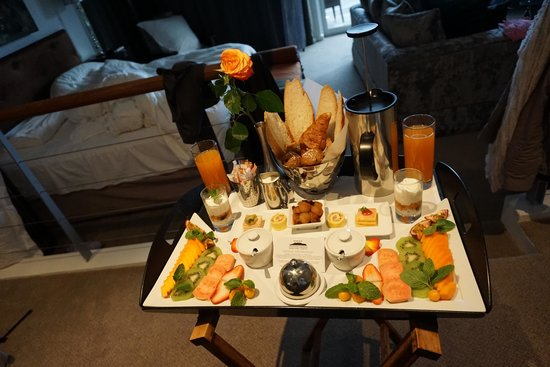 Atlanticview Cape Town Boutique Hotel: Breakfast