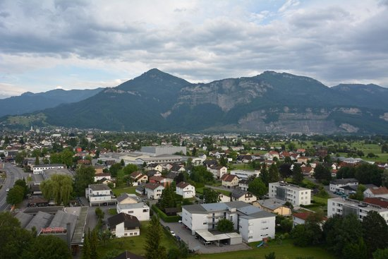 Four Points by Sheraton Panoramahaus Dornbirn: Rooftop View