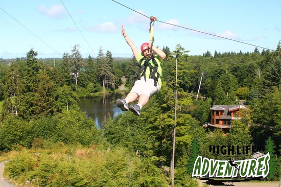 High Life Adventures: Best time ever!
