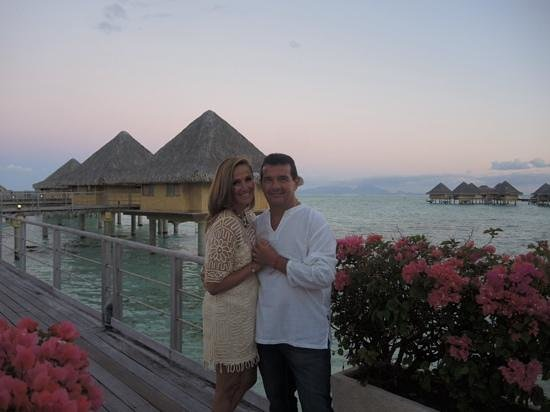 InterContinental Bora Bora Le Moana Resort: Intercontinental Le Moana. Bora Bora.