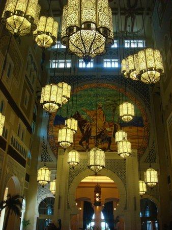 Movenpick Ibn Battuta Gate Hotel Dubai: lanterns
