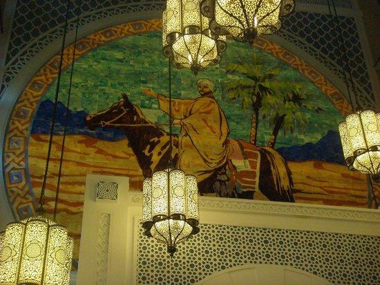 Movenpick Ibn Battuta Gate Hotel Dubai: public area