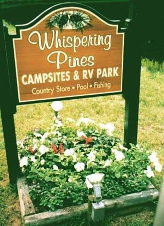 Whispering Pines Campsites: Your Saratoga Camping Destination