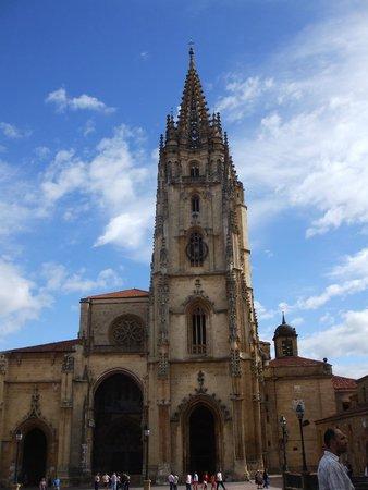 San Miguel de Lillo: San Salvador