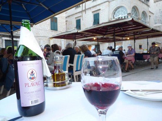 Kamenice: Beautiful Wine