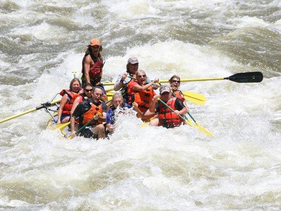 Whitewater Rafting, LLC: Fun on the Shosone Rapids