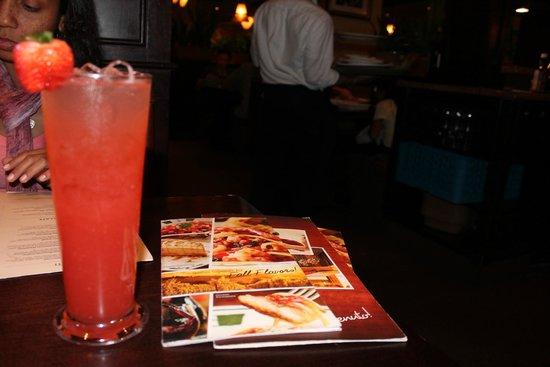 Olive Garden: Drink Mágico