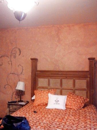 Hotel Los Balcones: Mi dormitorio acogedor