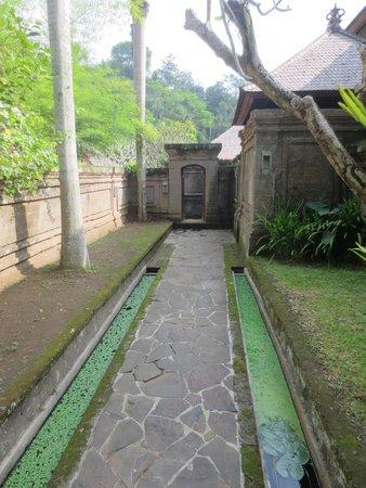The Payogan Villa Resort & Spa: Valley View Pool Villa- entrance