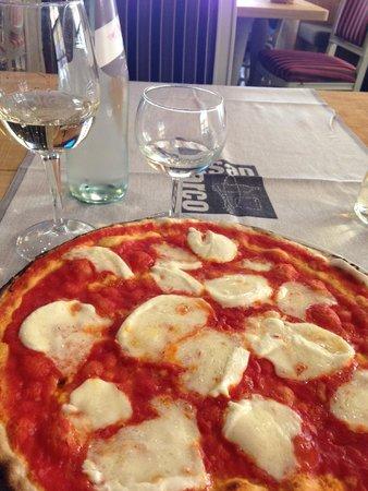 Pizzeria San Marco : Pizza!