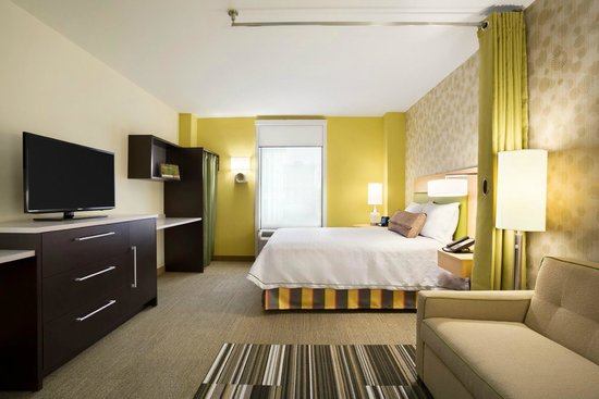 Home2 Suites by Hilton New York Long Island City/ Manhattan View: Queen Studio