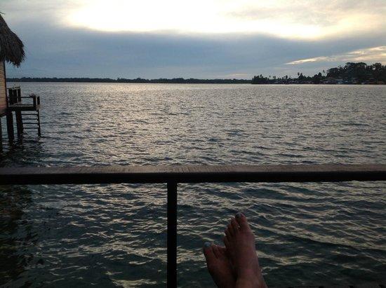 Eclypse de Mar: view