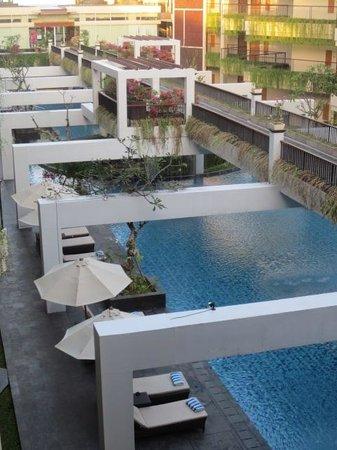 VOUK Hotel & Suites: Pool
