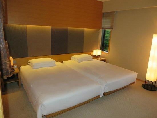 Hyatt Regency Kyoto : Room