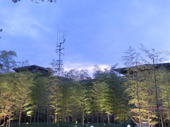 Hyatt Regency Kyoto : View
