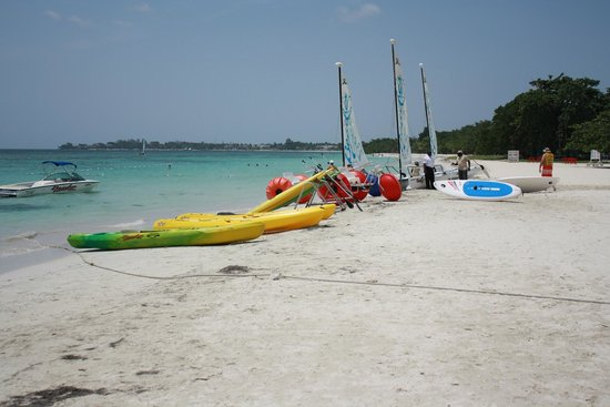 Beaches Negril Resort & Spa : Water sports fun...all included