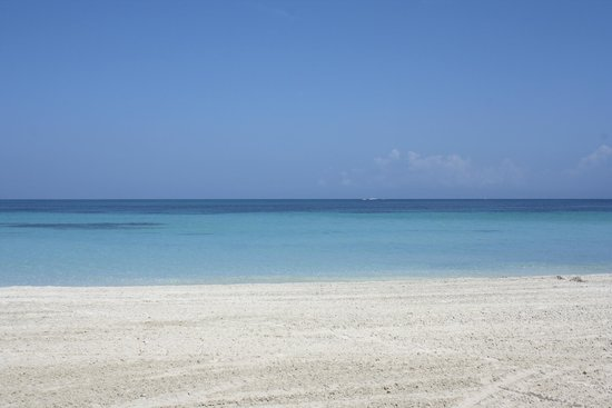 Beaches Negril Resort & Spa : View from the beach