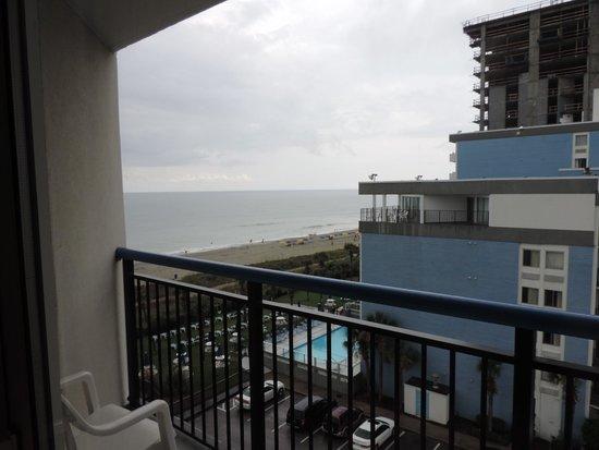 Boardwalk Beach Resort: Intimate Angle View Room (Small)