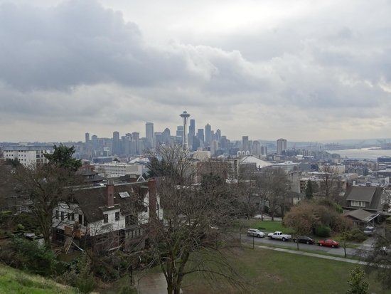 Kerry Park: Space Needle view