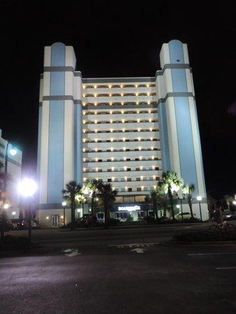 Boardwalk Beach Resort: Main Tower