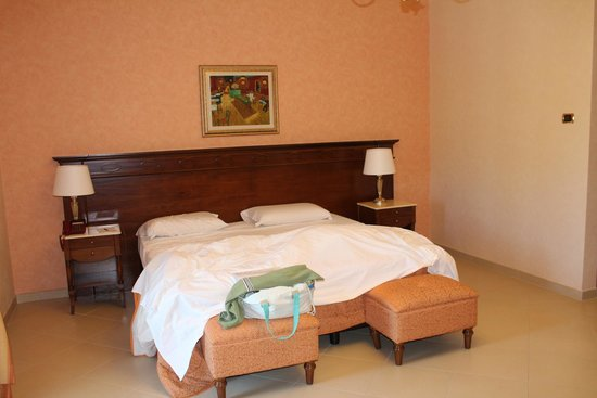 Federico II Palace Hotel: Chambre 112
