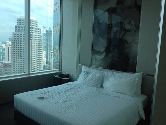 Grande Centre Point Terminal 21: Our room 301
