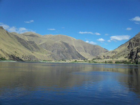 Hells Canyon Raft: What a beautiful river!