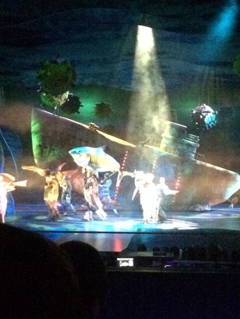 Nemo- The Musical at Disney's Animal Kingdom: Great Show