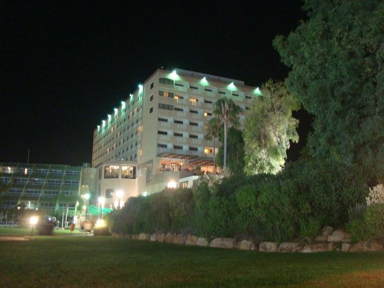 St Raphael Resort: Nice hotel view