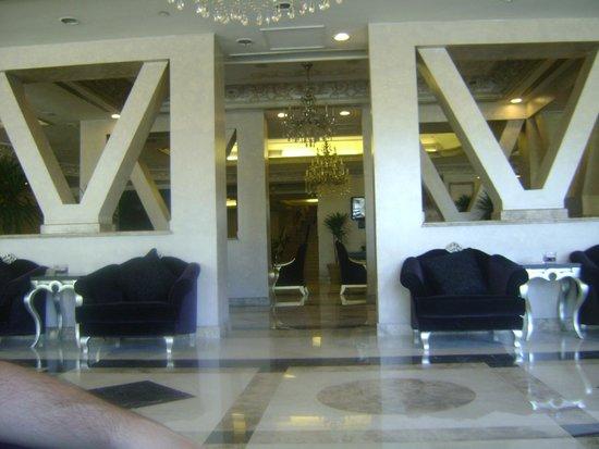 Barcelo Cairo Pyramids : Recepção