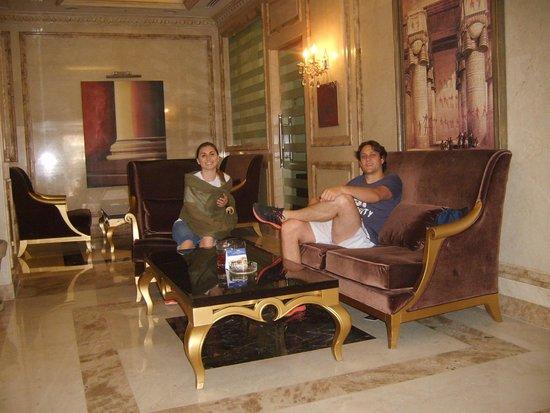 Barcelo Cairo Pyramids : Area (Lobby)