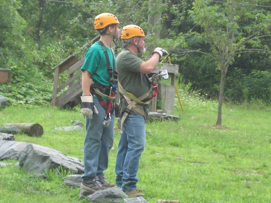 Wildwater Rafting - Pigeon : Pay close attention