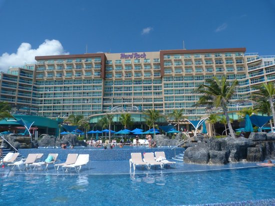 Hard Rock Hotel Cancun: Paraíso...