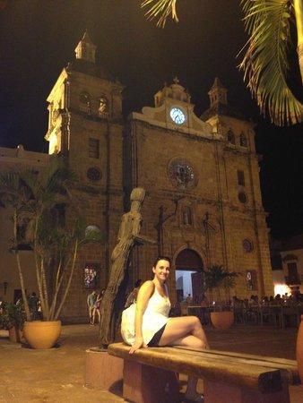 Santuario de San Pedro Claver: Cartagena