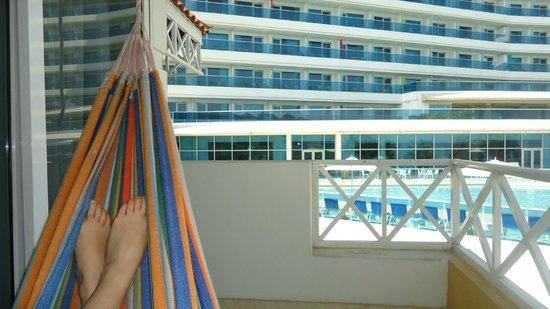 Hotel Las Américas Casa de Playa : relaxando