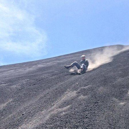 Mas Adventures : Volcano Boarding