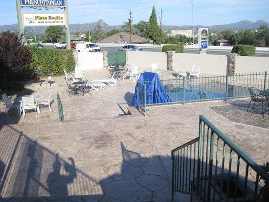 BEST WESTERN Prescottonian: Pool