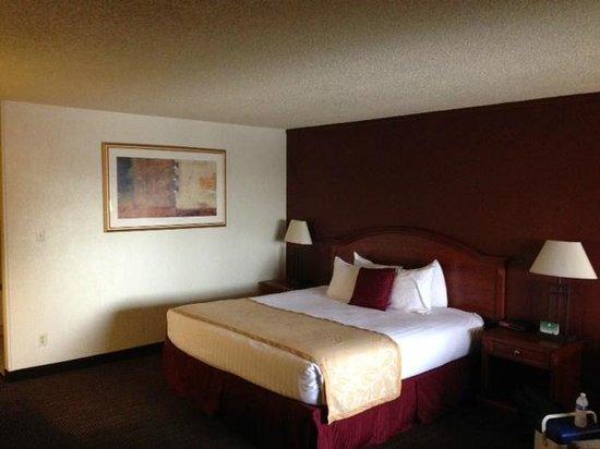 BEST WESTERN Prescottonian: Room