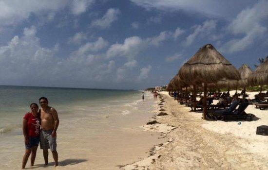 Ocean Coral & Turquesa : Beach walk