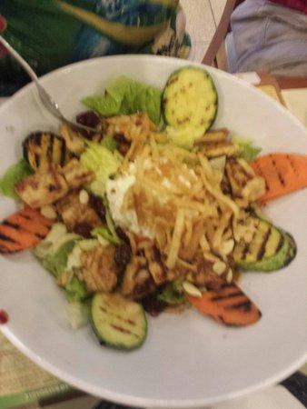 Panama : Salad