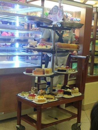 Panama : Carrito de pasteles
