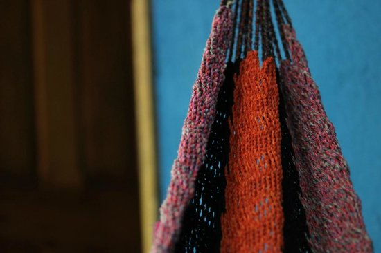 Cabinas Caribe Luna: My hammock