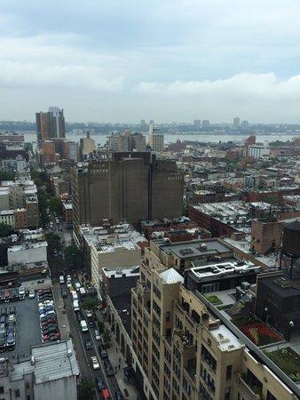 InterContinental New York Times Square: Vista do quarto