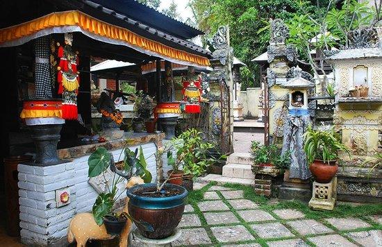 Taman Ayu Home Stay: Reception