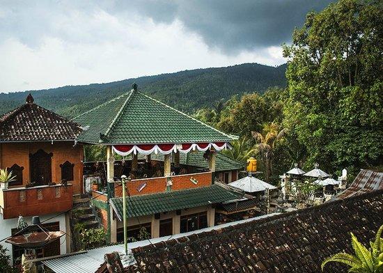 Taman Ayu Home Stay: Restaurant