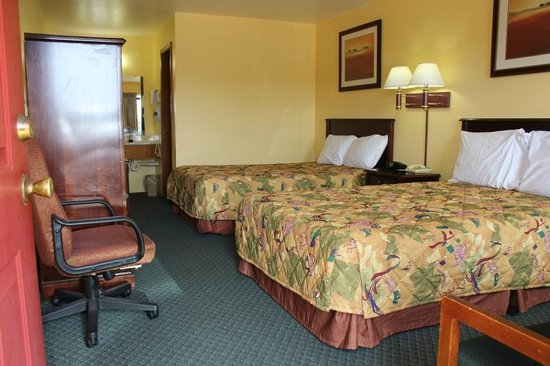 Southern Nights Motel : Double Beds
