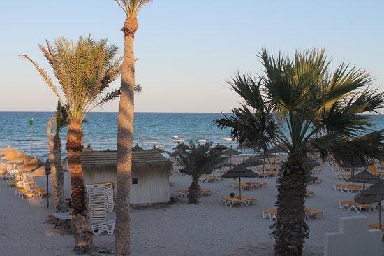 Club Diana Rimel Djerba : La plage