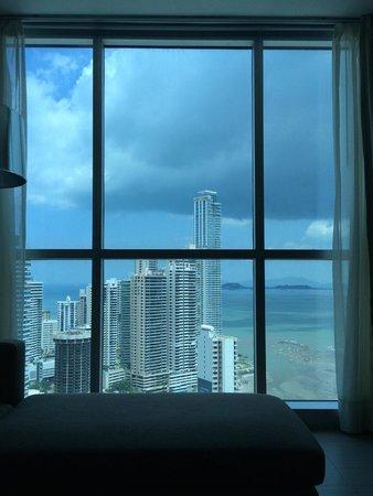 Hard Rock Hotel Panama Megapolis: Vista de la Habitacion