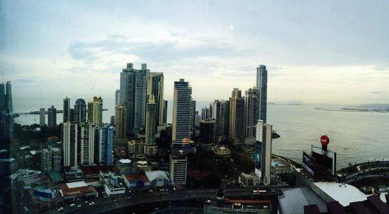 Hard Rock Hotel Panama Megapolis: Hermosa vista!!