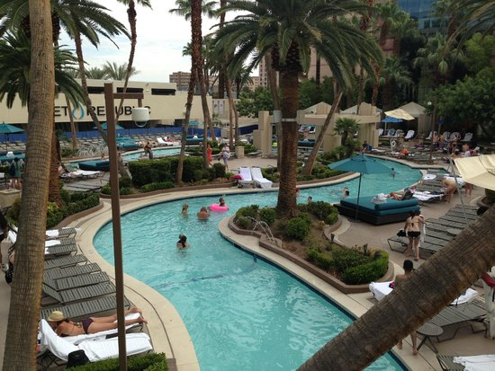 MGM Grand Hotel and Casino: Lazy River @ MGM